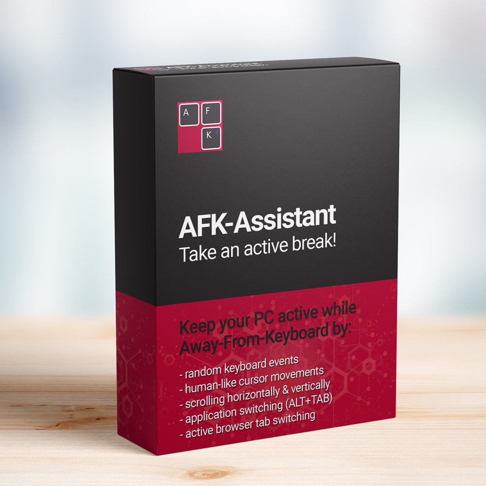 AFK-Assistant, product image 1