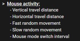 AFK-Assistant Auto - Mouse activity